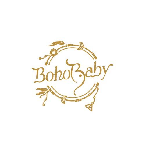 Boho.Baby Logo