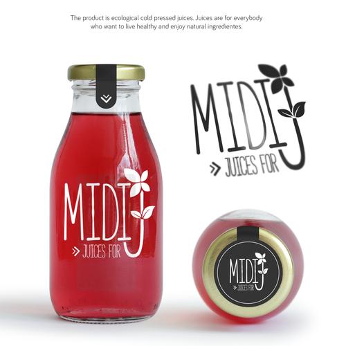 Midi - Juices for U!