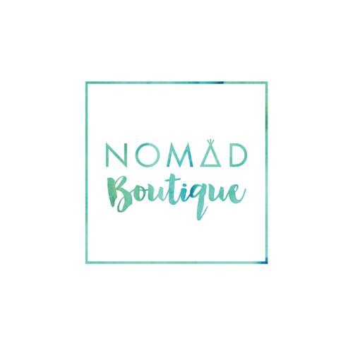 Logo for Nomad Boutique