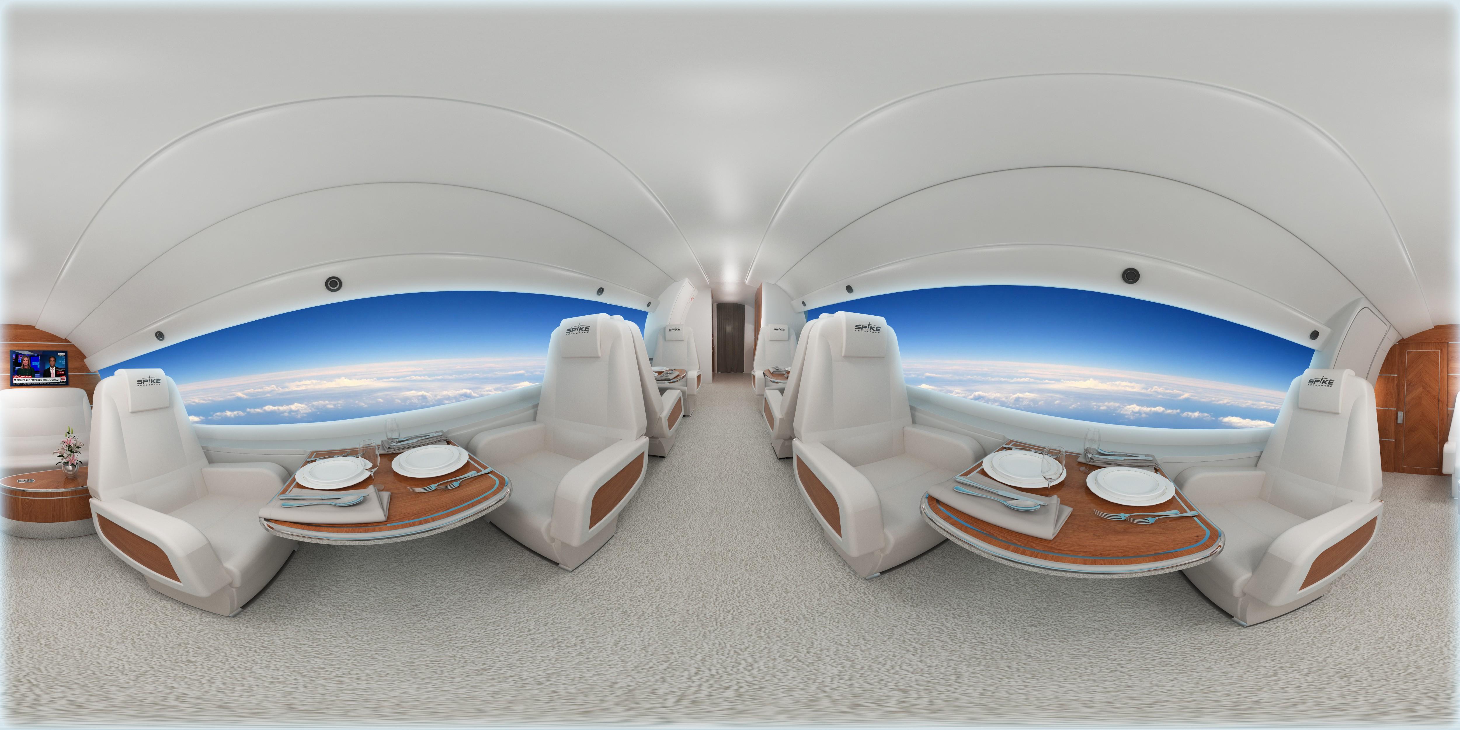 Spike Cabin VR360
