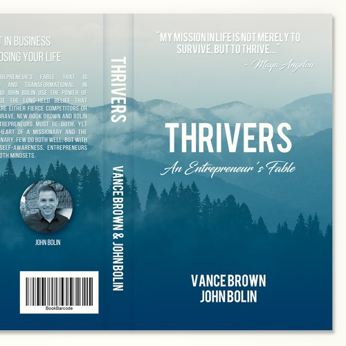 Thrivers by Vance Brown and John Bolin