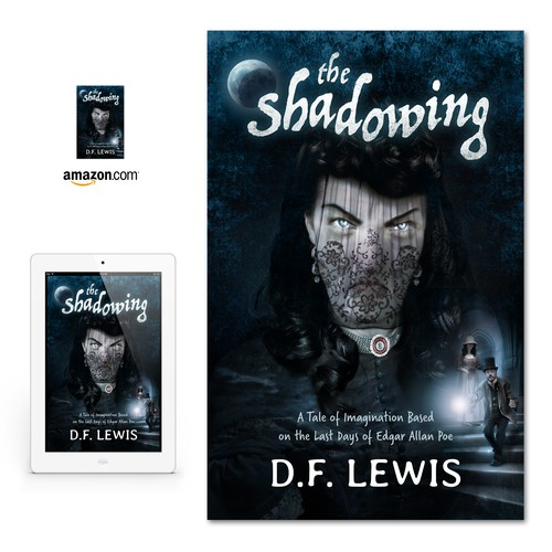 "Book cover for ""The Shadowing"""