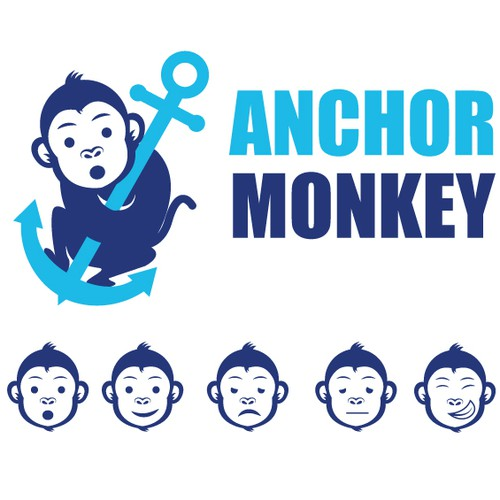 Logo of  A MONKEY THAT KNOWS HOW TO SAIL