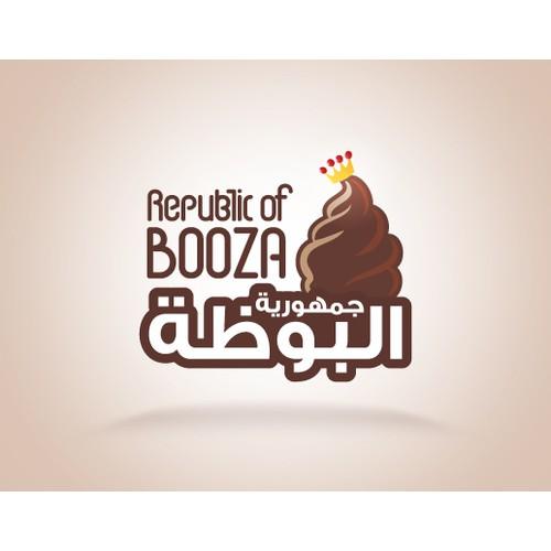 Booza Logo