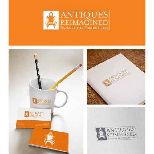 Logo for Antiques Reimagined
