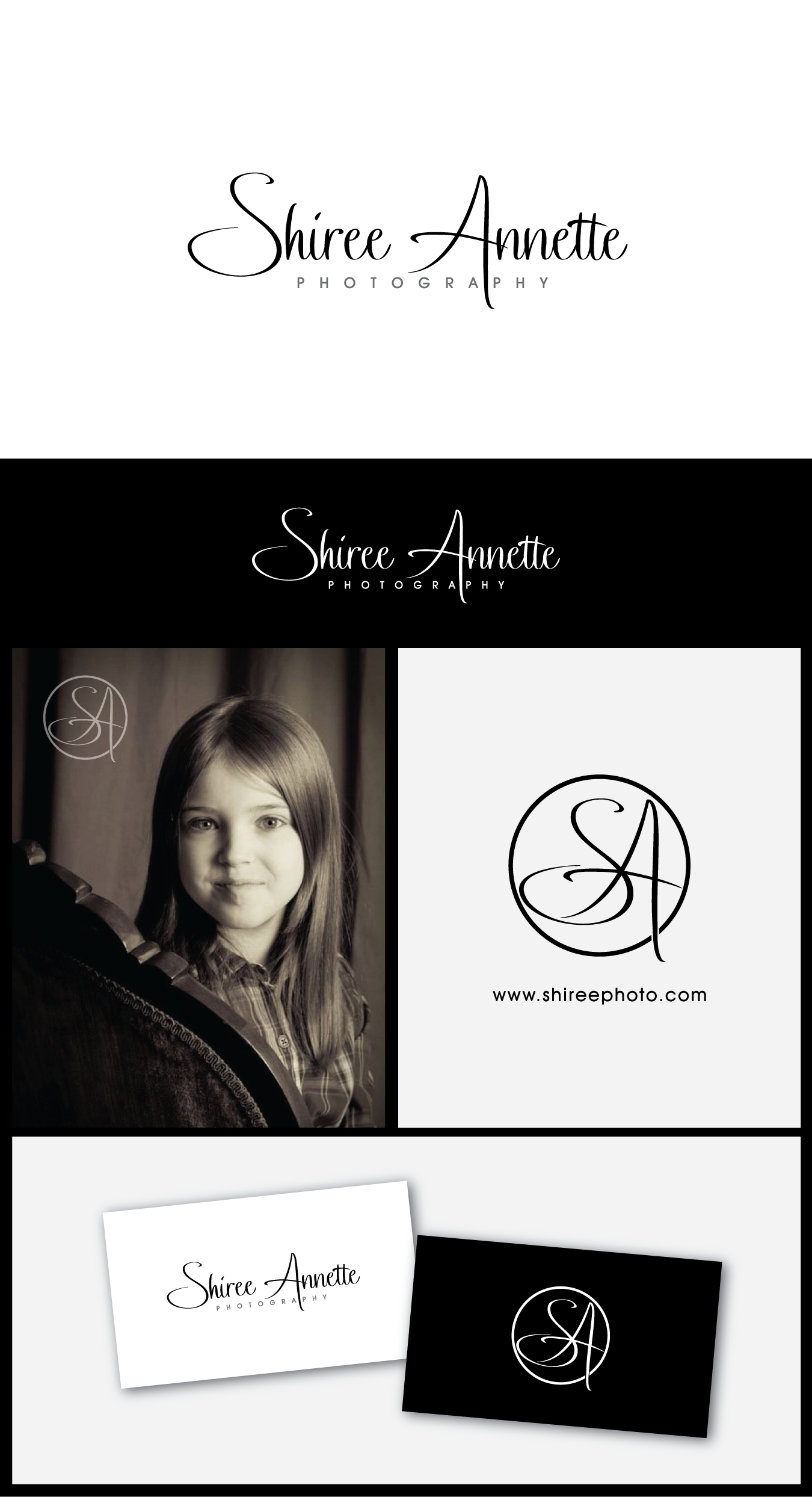 Shiree Annette Photography needs a new logo