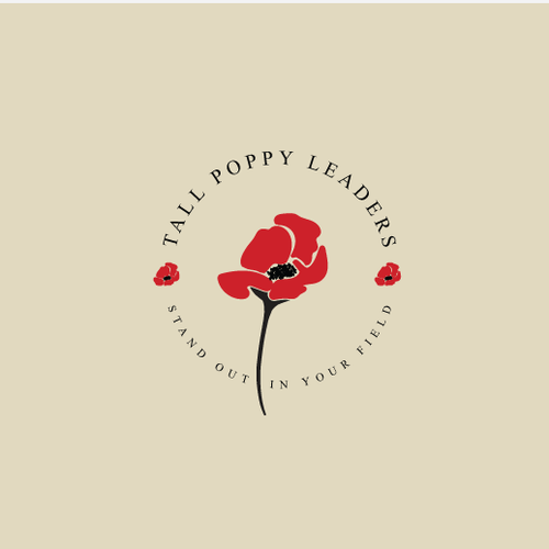 Logo for Tall Poppy Leaders