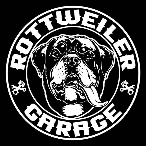 Rottweiler garage