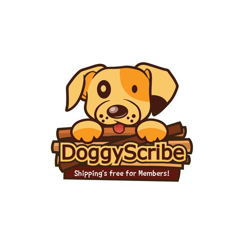Doggy scribe