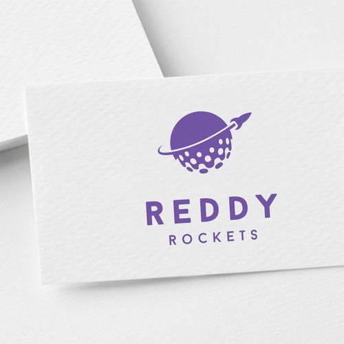 Reddy rockets logo