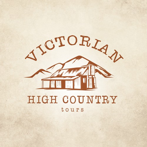 logo for a country tour company