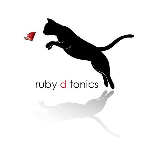 Logo for Ruby D Tonics -- need elegant simplicity!