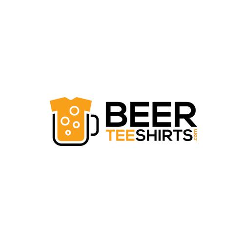 BeerTeeShirts.com needs a Logo