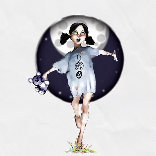 Gothic Art For MoonFlower