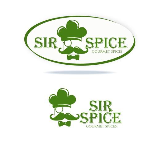 Design the Sir Spice Logo!