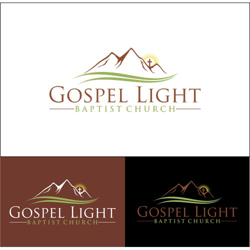 Help a church rebrand by designing a great logo