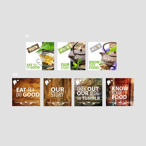 Create Icon Designs for the First Socially Conscious Snack Bar for Foodies!