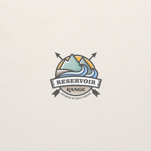 Bold Logo for RESERVOIR RANGE