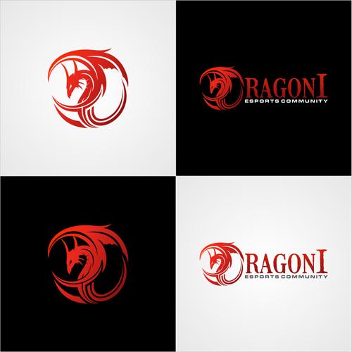 Excellent logo for games community