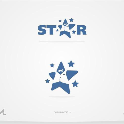 Modern, clean logo needed for 5tar!