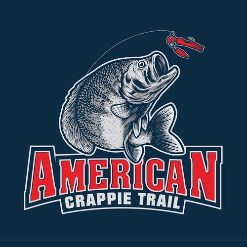 American Crappie Trail logo