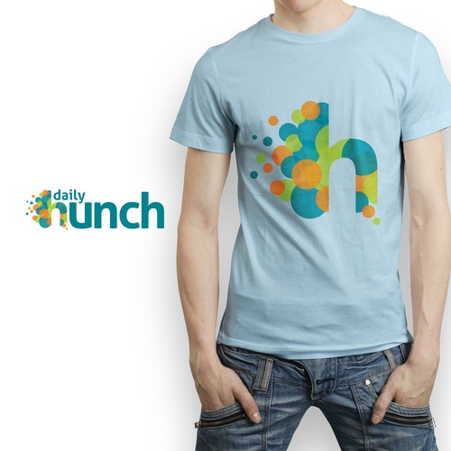 Logo design for Daily Hunch