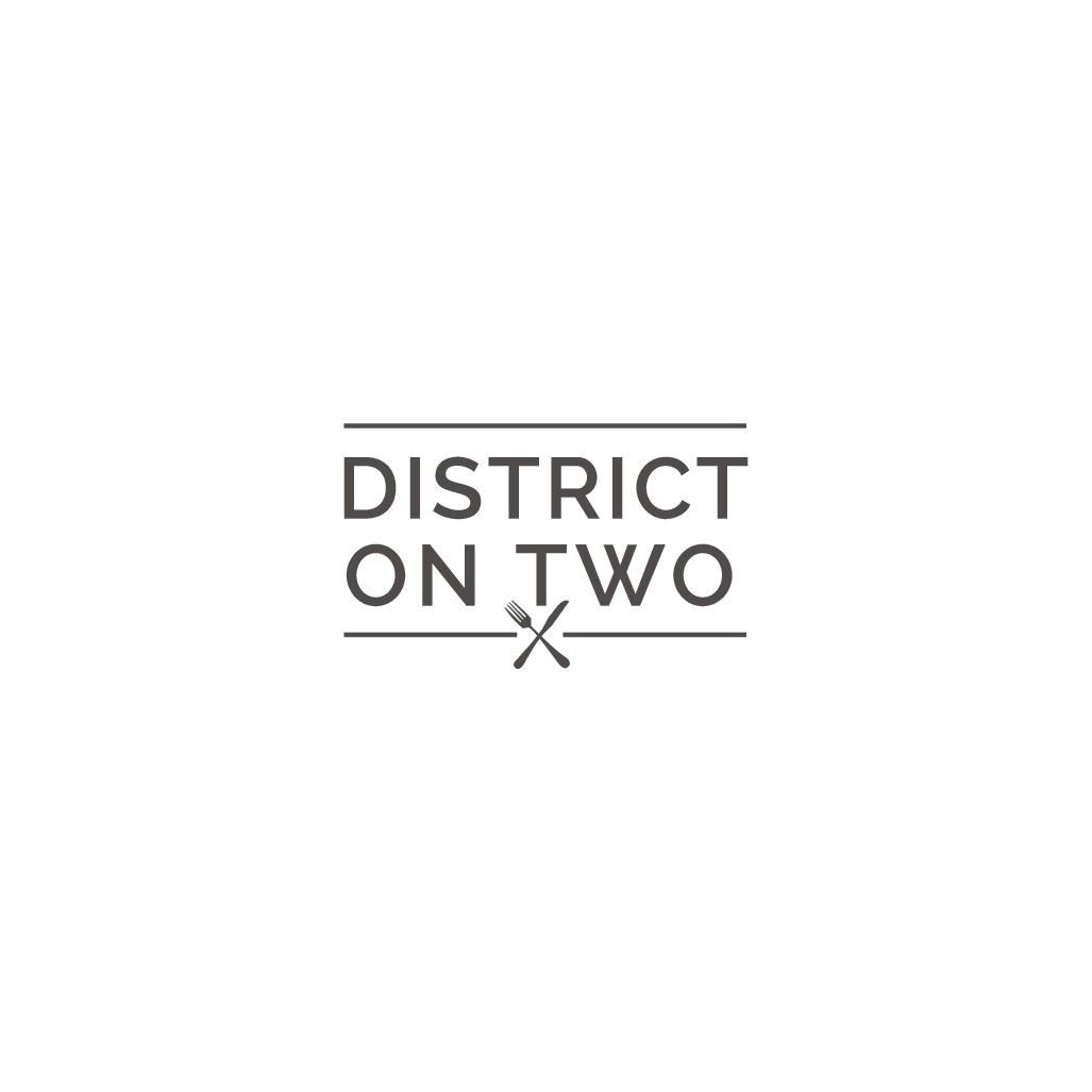 District on Two Restaurant - Marriott Houston Medical Center Logo Contest - New renovated Concept