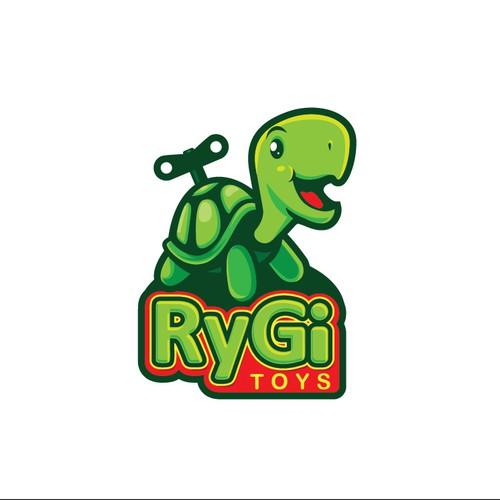 RyGi Toys logo