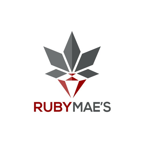 Logo concept for Ruby Mae's