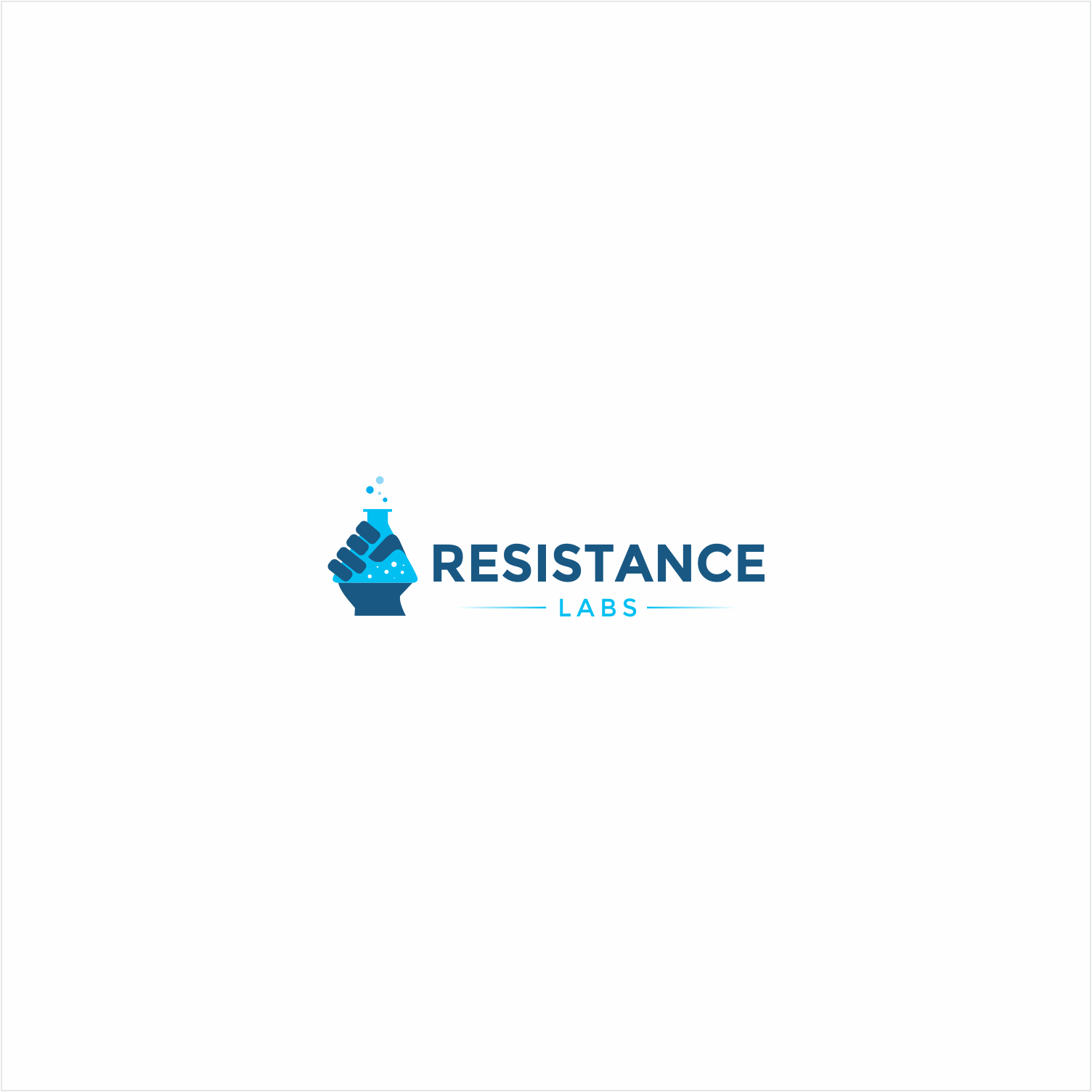 Design a logo for the new innovation lab of the resistance!