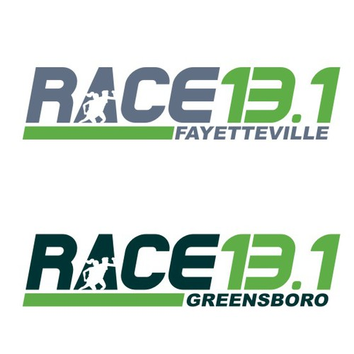 Race 13.1  needs a new logo