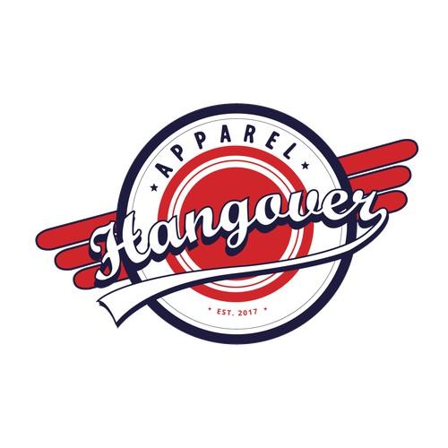 Baseball vintage logo design