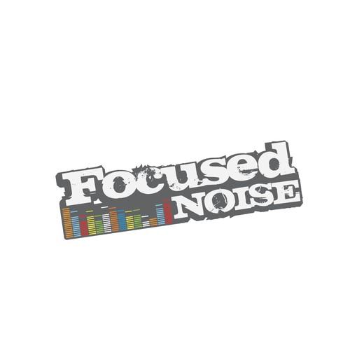 music site logo