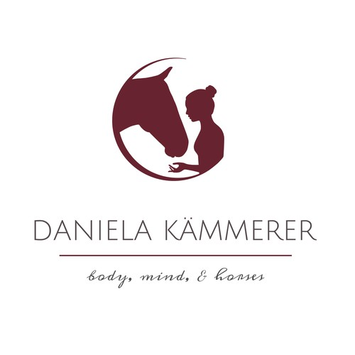 Logo for Horse and Yoga Business