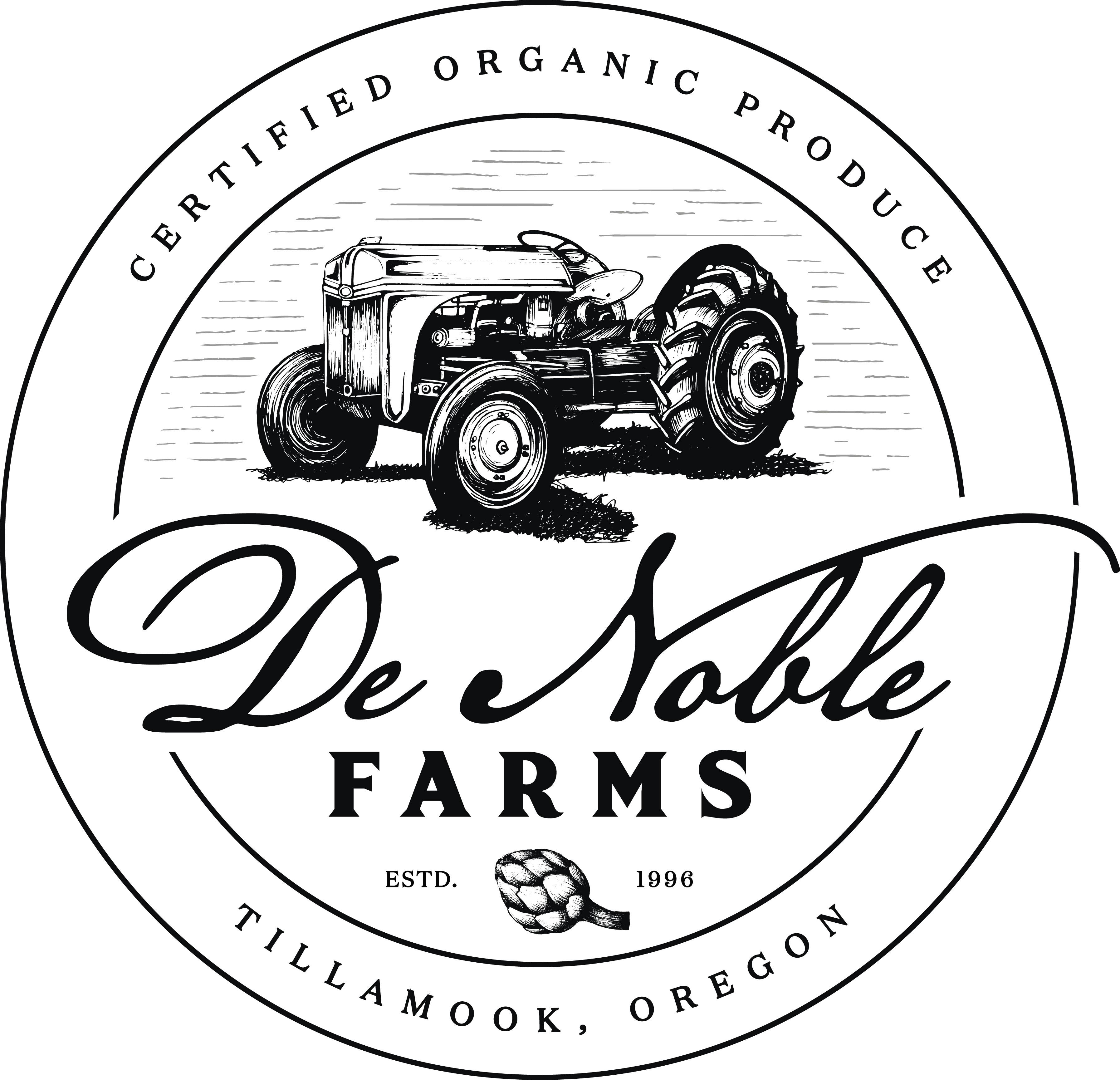 Organic farm needs fresh new logo!
