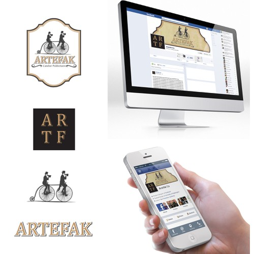 New logo wanted for ARTEFAK - L'atelier Publicitaire