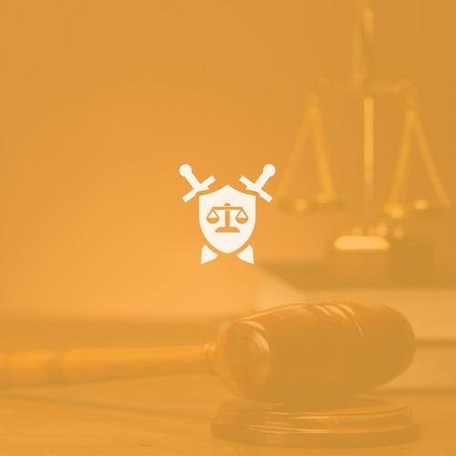 Logo for a law studio