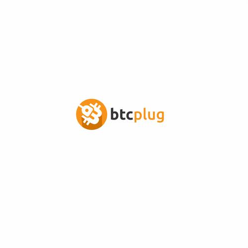 modern bitcoin logo