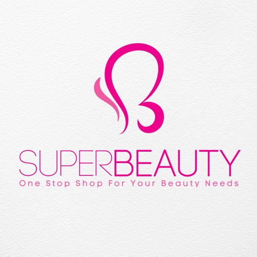Super Beauty Logo Design