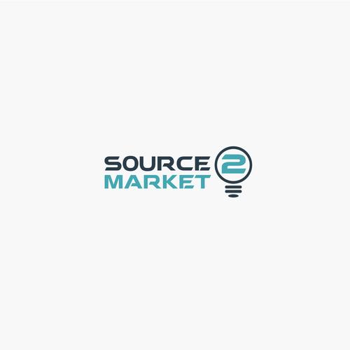 Source2market logo design
