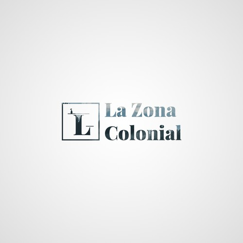 "Logo for ""La Zona Colonial"""