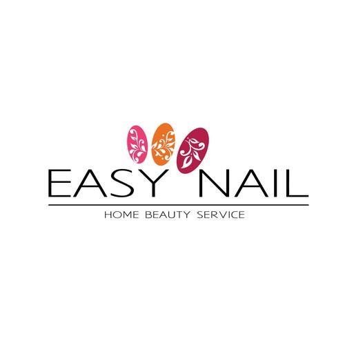 Logo for an Home Beauty company
