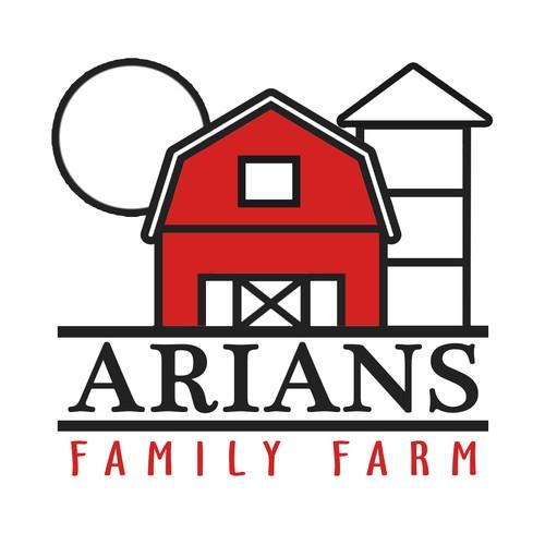 Arians Family Farms Logo