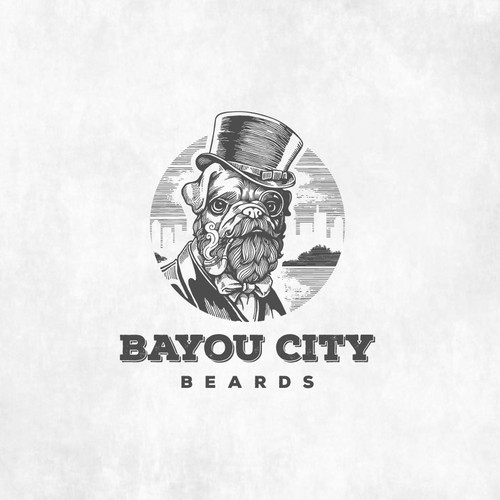 Design concepts for Bayou City Beards