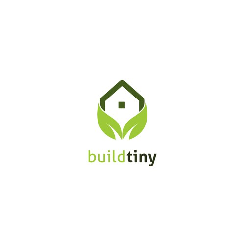 Build tiny logo concept