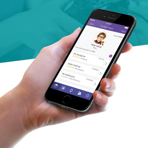 Clean Kid's Tutoring App