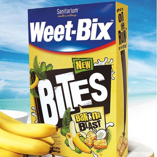 Weet-Bix Bites - Sanitarium