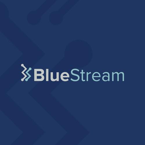 Logo for BlueStream