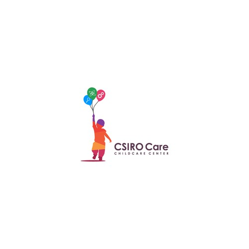 Colorfull Children's Logo Design