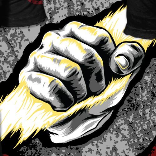 Zeus hand